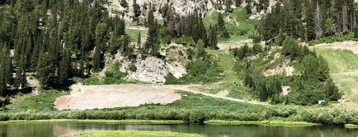 Lake Solitude is one of Tempat yang Disukai Traci.