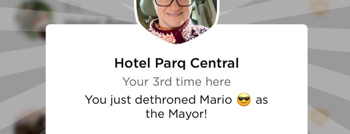 Hotel Parq Central is one of Albuquerque.