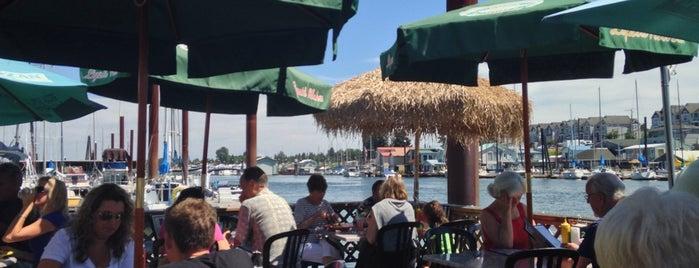 Island Cafe is one of Portland.