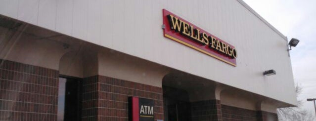 Wells Fargo Bank is one of more to do list.