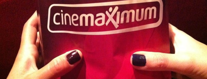 Cinemaximum is one of Best Cinemas.