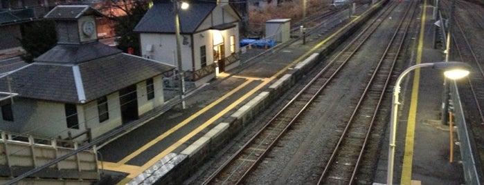 Onogami Station is one of JR 키타칸토지방역 (JR 北関東地方の駅).