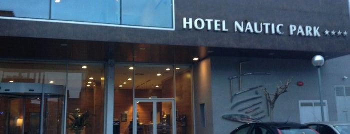 Hotel Nautic Park is one of Ricardoさんの保存済みスポット.