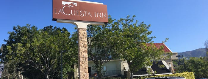 La CUESTA is one of Bedford 1978 Reunion Trip Planners.