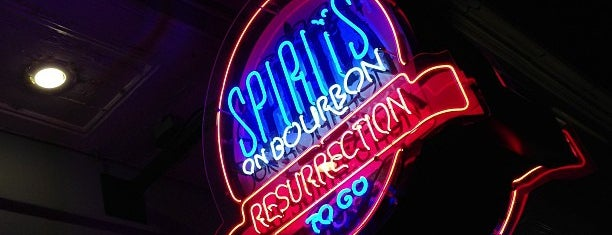 Spirits On Bourbon is one of new orleans.