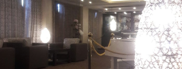 Premier Hotel Abri is one of Днепропетровск.