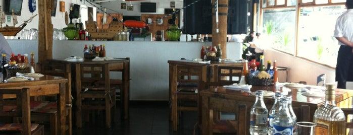 El Bucanero Sea & Food Bar is one of PROXIMAMENTE.