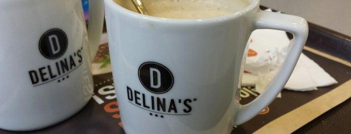 Delina's is one of Vicky'in Beğendiği Mekanlar.