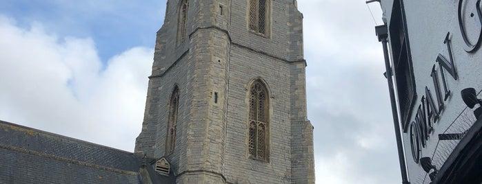 St John The Baptist Church is one of Orte, die Carl gefallen.