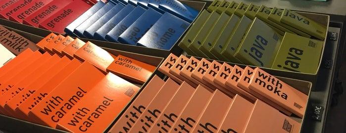 Chocolat Factory is one of TIENDAS GASTRONOMIA.
