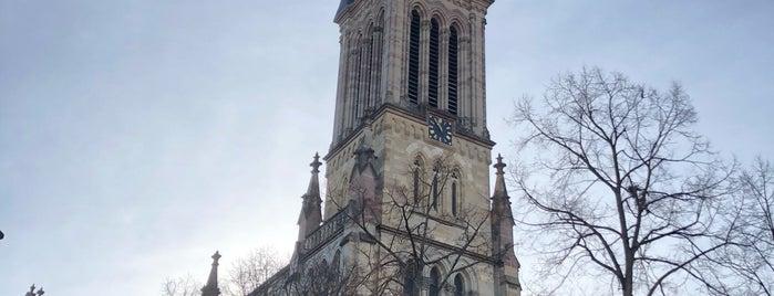 Place de la Paix is one of Mulhouse.
