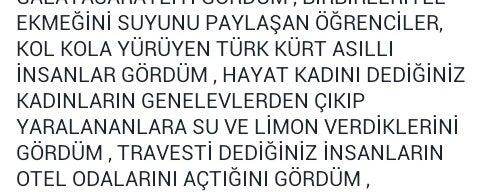 Taksim Gezi Parkı is one of Rukiyeさんの保存済みスポット.