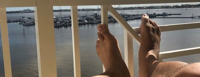 Harborage Yacht Club & Marina is one of Florida.