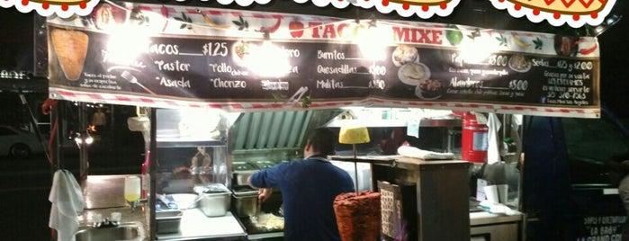 Tacos Mixe is one of Orte, die Carlos gefallen.