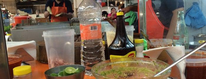 Mercado de La Lagunilla is one of DF Visita.
