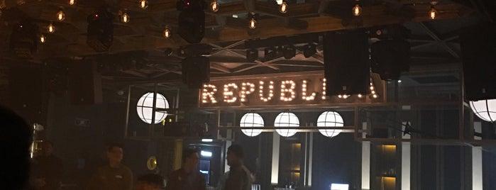 República is one of Posti che sono piaciuti a Claudia.