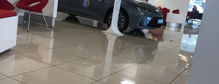Toyota Plaza Kar is one of Gorkemさんのお気に入りスポット.