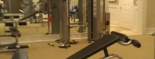 Greystone at Riverchase Gym is one of Locais curtidos por Amy.