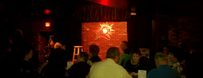 The Comedy Spot Comedy Club is one of Arizona.