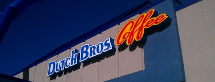 Dutch Bros Coffee is one of Arizona.