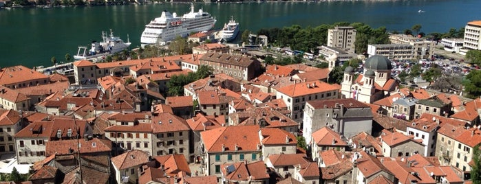 Stari Grad Kotor | Old Town Kotor is one of Montenegro TOP Places.