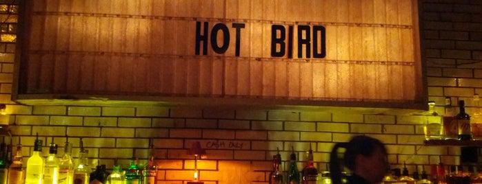 Hot Bird is one of New York nightlife.