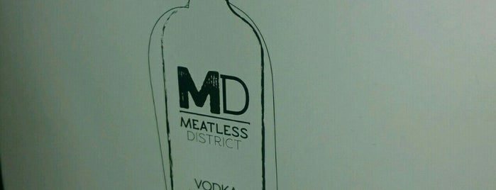 Meatless District De Pijp is one of Amsterdam.