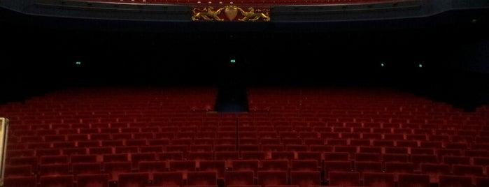 Teatro da Cidade de Utreque is one of Netherlands.