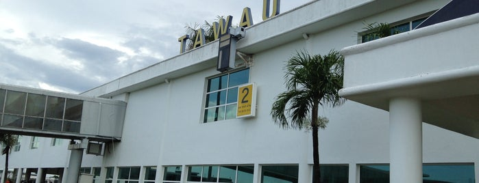 Tawau Airport (TWU) is one of Airports of the World.