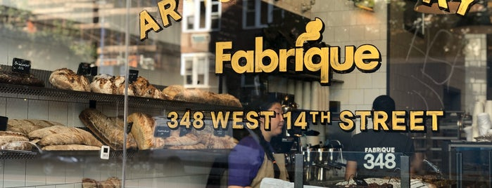 Fabrique Bakery is one of Orte, die Shuang gefallen.