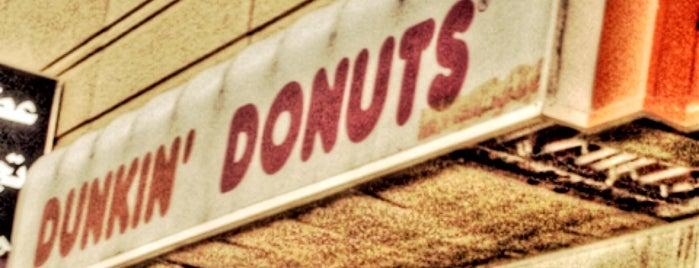 Dunkin' Donuts is one of Posti che sono piaciuti a Lamia 🇸🇦  💛💙.