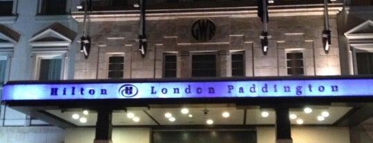 Hilton London Paddington is one of London.