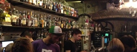 Pod Muhoy (Barfly) is one of Bars & The Moscow.