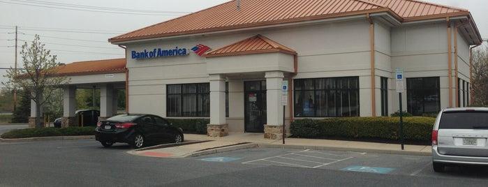 Bank of America is one of Tempat yang Disukai Sorora.