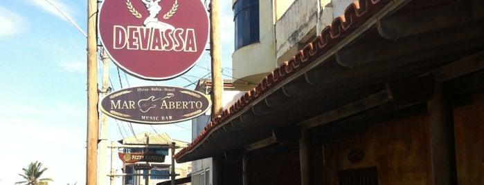 Mar Aberto Music Bar is one of Lugares favoritos de Helem.