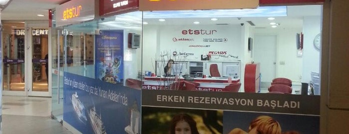 ETStur is one of commodity buysell.