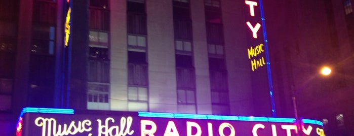 Radio City Music Hall is one of Affinia Manhattan's Local Tips.