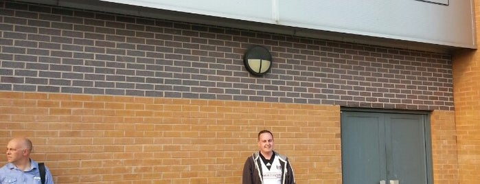 Pirelli Stadium is one of Part 1~International Sporting Venues....
