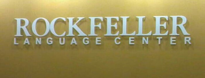 Rockfeller Language Center is one of Denilso 님이 좋아한 장소.