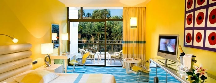 Seaside Palm Beach Hotel is one of Design Hotels.