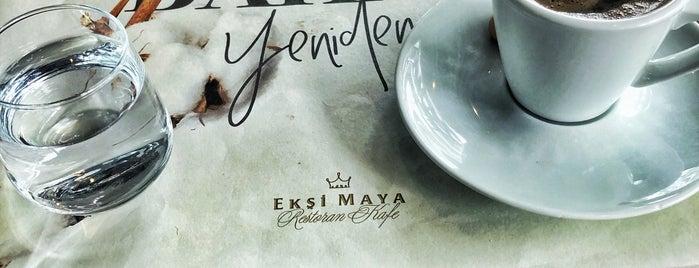 Ekşi Maya is one of Ankara FAV ⚜️.