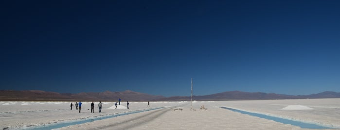 Salinas Grandes is one of Argentina 🇦🇷.