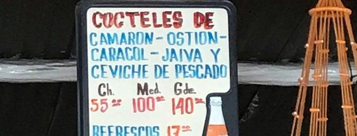 Cocteles Don Ramon is one of Restaurantes en Ciudad del Carmen, Campeche.