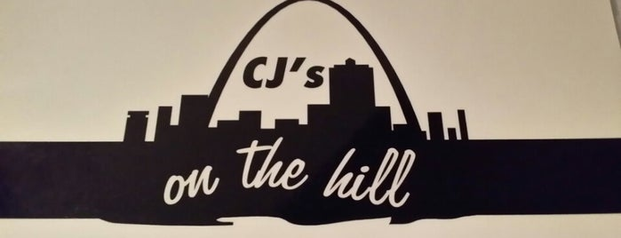 CJ's On The Hill is one of Locais curtidos por Mikey.
