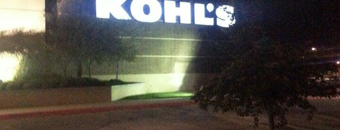 Kohl's is one of Locais curtidos por Chris.