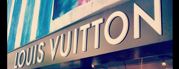 Louis Vuitton is one of Locais curtidos por Danyel.