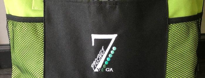 Project 7 Yoga is one of Juliemar 님이 좋아한 장소.