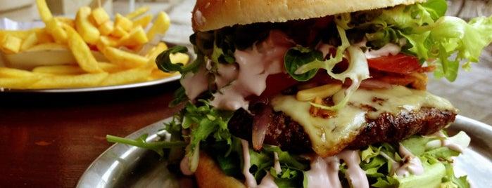 Berlin Burger International is one of US Food & Co. (Part 1/2).