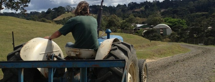 Kiwi Valley Farm Park is one of Tempat yang Disukai Ben.