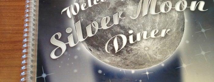 Silver Moon Diner is one of Orte, die Natalie gefallen.